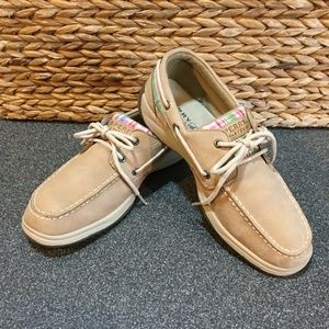"""Sperry Women Youth """"Girl Intrepid"""" Top-Sider"""